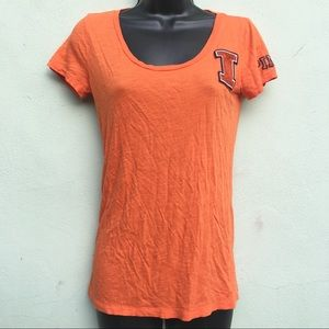 Victoria's Secret PINK College T-shirt IL XS